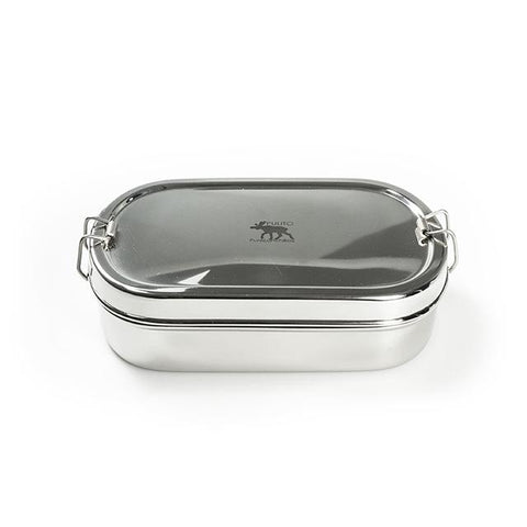Stainless Steel Oval Lunchbox