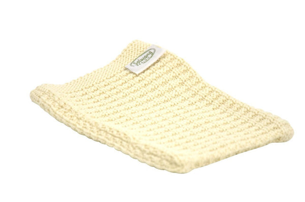 Cotton Washcloth in Three Colors