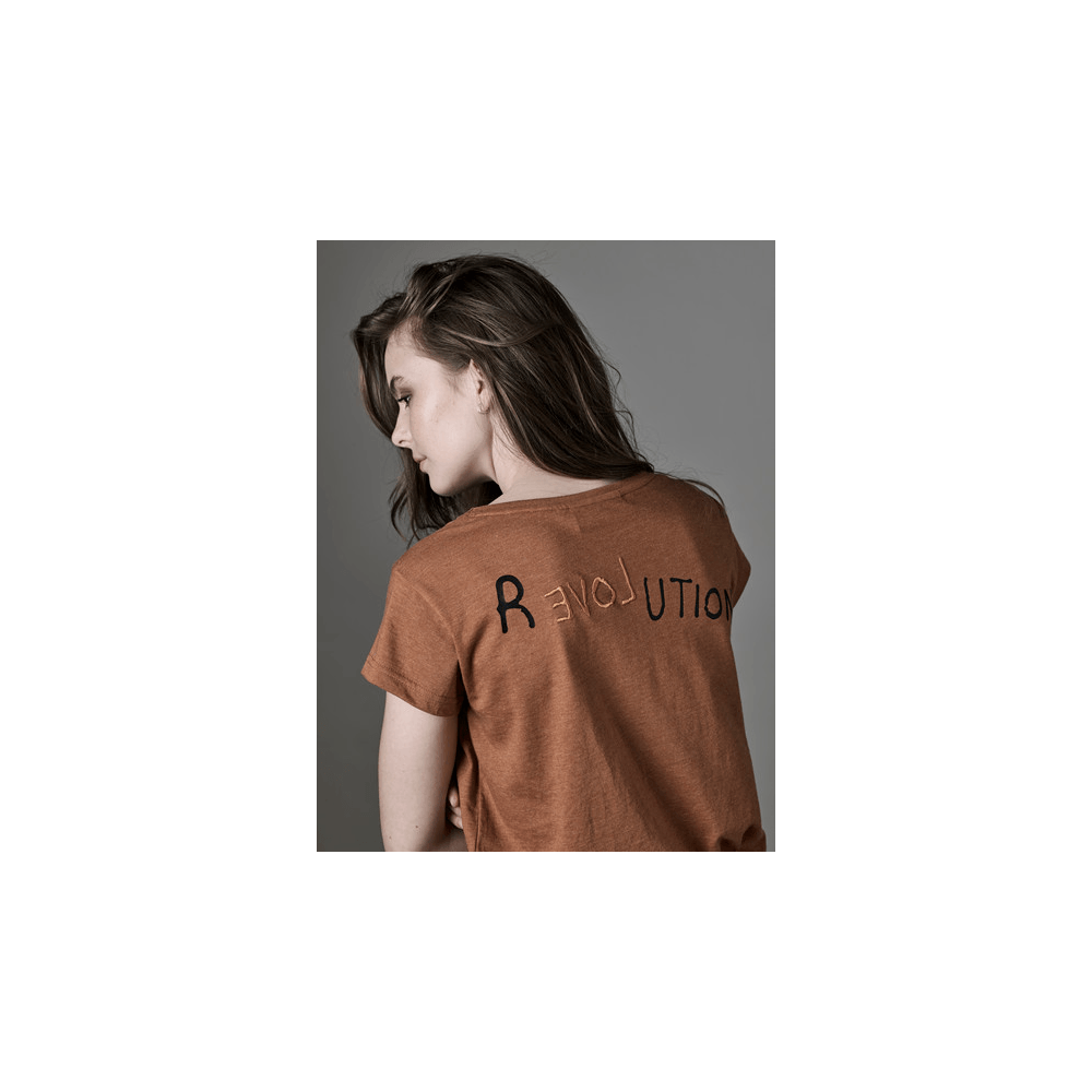 Organic Cotton T-shirts Women - Amov