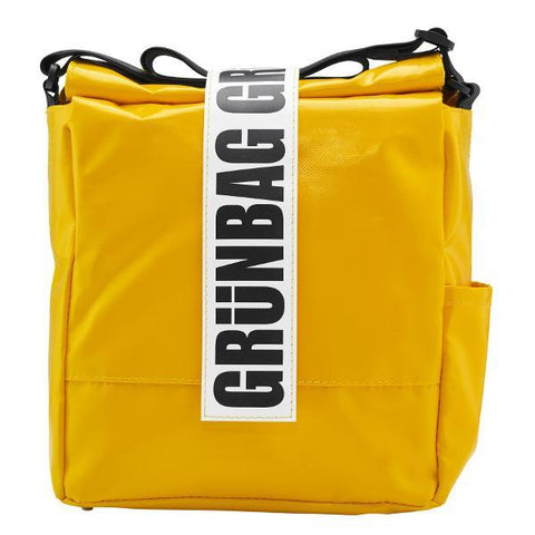 Sustainable Shoulder Bag - City Yellow
