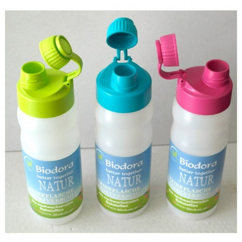 Bioplast Water Bottle by Dora's