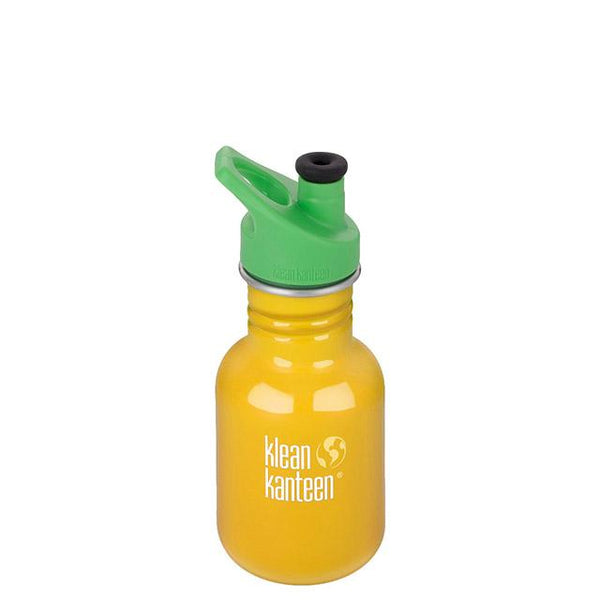 Stainless Steel Drinking Bottles for Kids - Sporty Cap