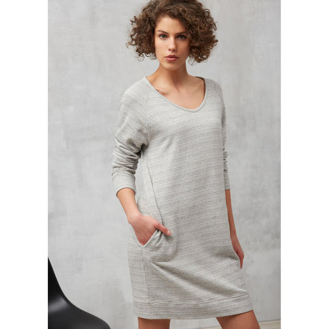 Organic Cotton Casual Sweatdress