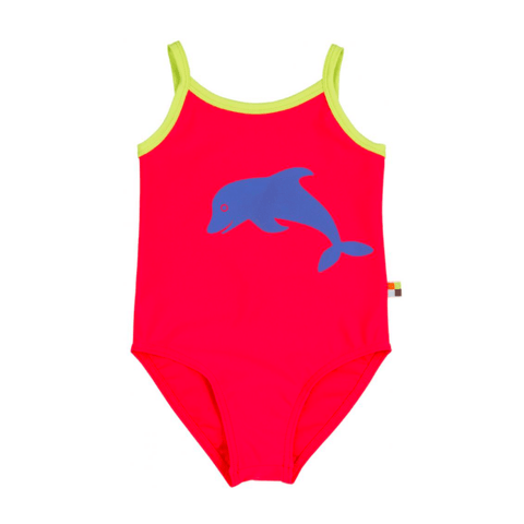 Sustainable Swimsuit in Red
