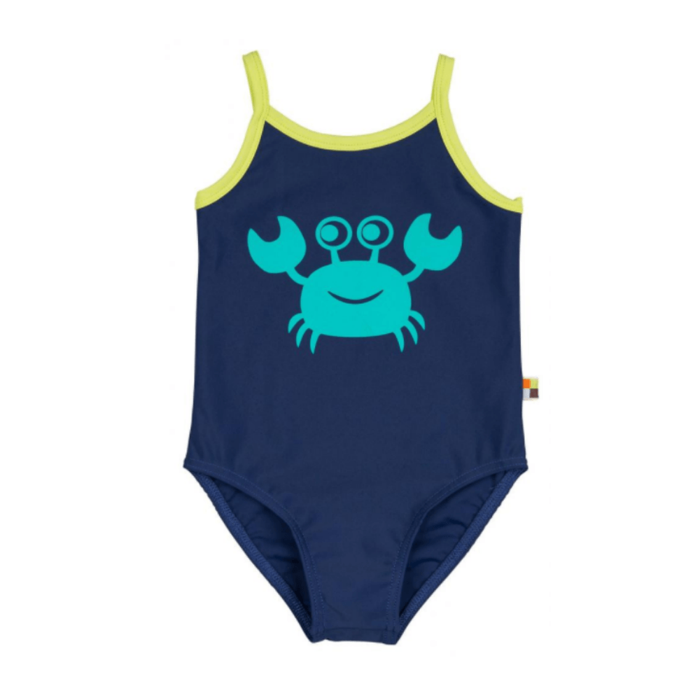 Sustainable swimsuit - Blue