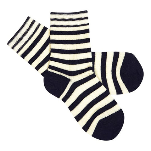 Woolen Children´s Socks - Stripes