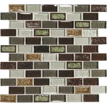 Daltile Mosaic Backsplash-Crystal Shores-DAL_CS94_1x2_BrickJnt_msc_HazelHarbor