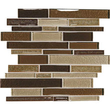 Daltile Mosaic Backsplash-Crystal Shores-DAL_CS97_RandomLinear_msc_CopperCoast