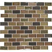 Daltile Mosaic Backsplash-Crystal Shores-DAL_CS98_1x2_BrickJnt_msc_AurelianSeas