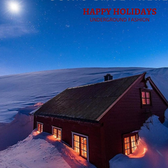 Wishing you the happiest of holidays & a bright new year.