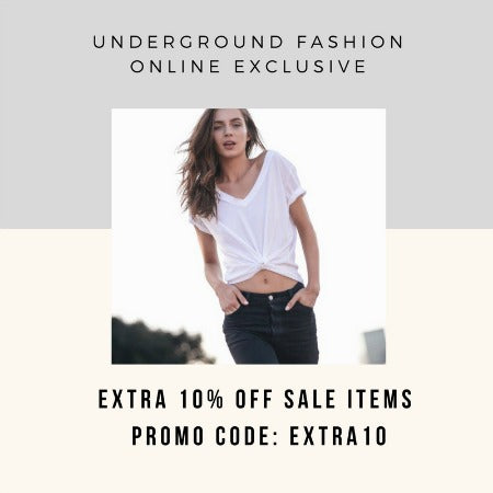 Online Exclusive: Extra 10% Off