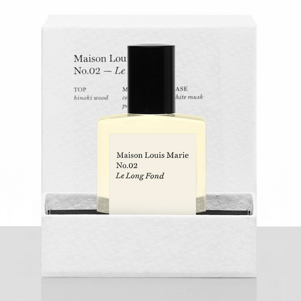 NO. 02 LE LONG POND - PERFUME OIL