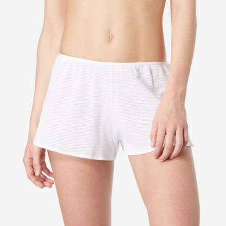 FRENCH KNICKER IN CELLULAR COTTON