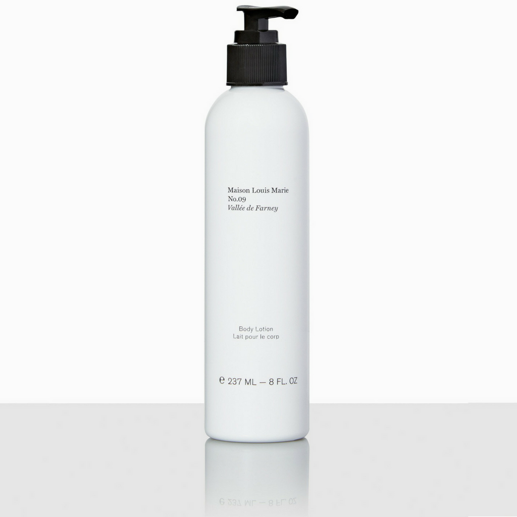 NO.09 VALLÉE DE FARNEY - BODY LOTION 237ML