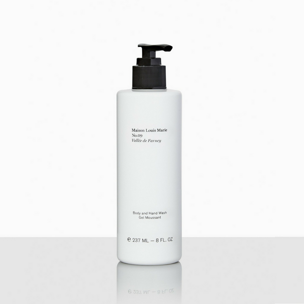NO.09 VALLÉE DE FARNEY - BODY & HAND WASH 237ML