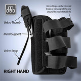 Bilateral Thumb & Wrist Brace by MDUB | Crosstrap - MDUB MEDICAL