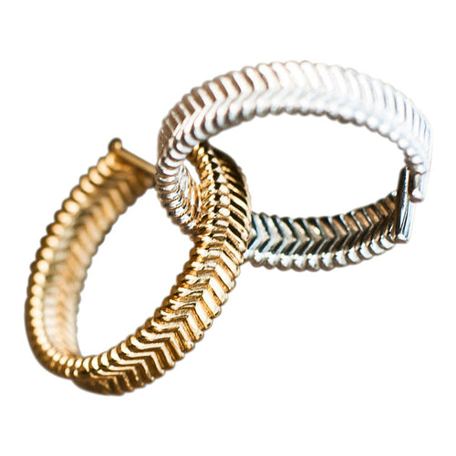 Crown Braid Ring - Gold - Lonam Jewellery