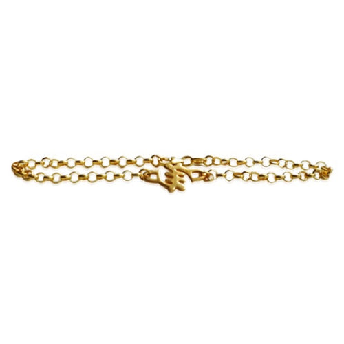 Fearless Bracelet - Gold - Lonam Jewellery