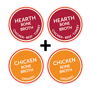 Hearth + Chicken (4pk) product shot