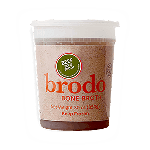 Beef Broth product shot