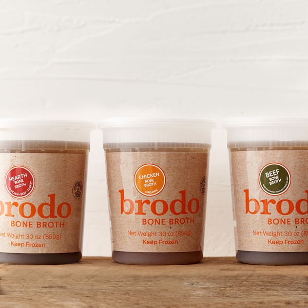 Broth Variety Pack - 3 x 30