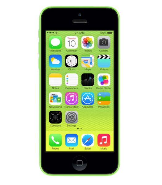 iPhone 5c 16GB (seminuevo)