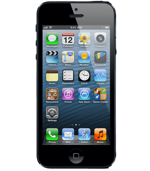 iPhone 5 (seminuevo)