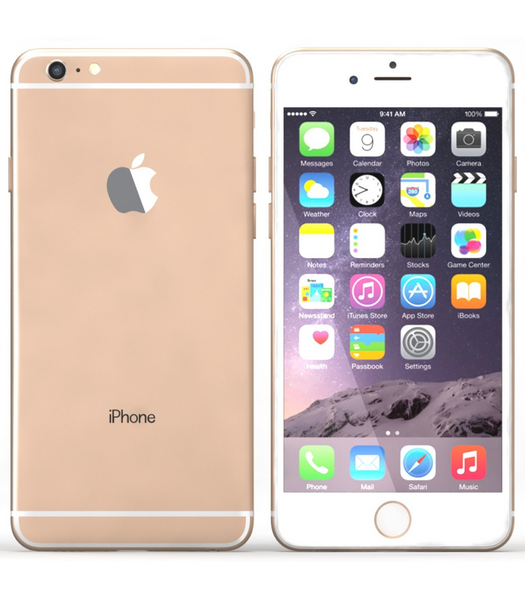 iPhone 6 Plus 16 GB (seminuevo)