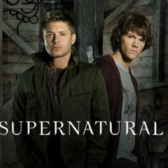 Supernatural - Car Sticker Decal