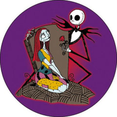 Jack Skellington - Car Sticker Decal Wall