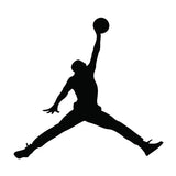 23 AIR Jordan Jumpman Logo Sticker