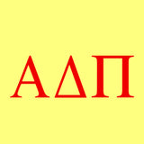 ALPHA DELTA PI Sorority Logo