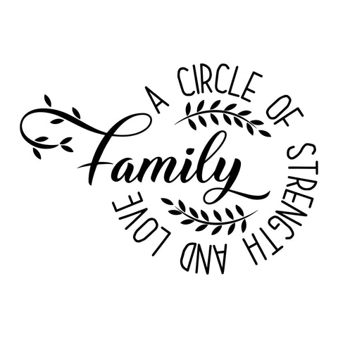 Family Png Decal Stickers