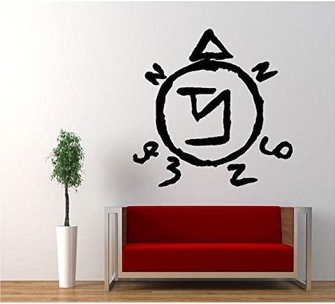 Angel Sigil Banish Symbol Supernatural Vinyl Sticker Decal for Car Windows Truck Room - MyMonkeySticker.com