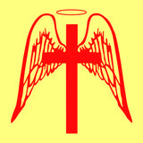 Angel Wing Stickers