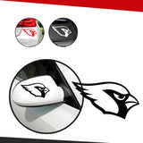 Arizona Cardinals Logo Sign Vinyl Decal Stickers Car Truck Window Wall