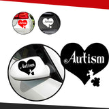 Autism Symbol Vinyl Decal