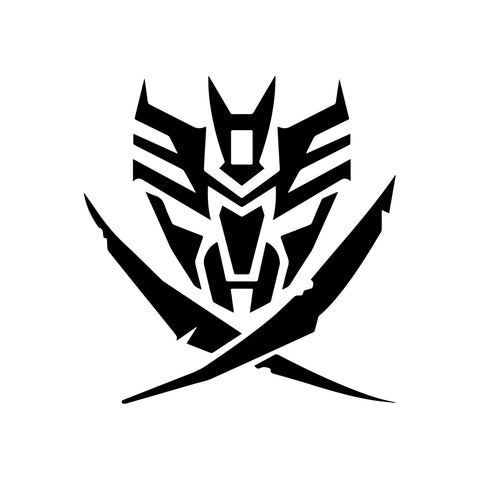 Autobot Transformers Decal