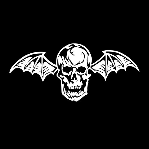 Avenged Sevenfold Deathbat Vinyl