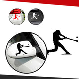 Baseball Decal Sticker