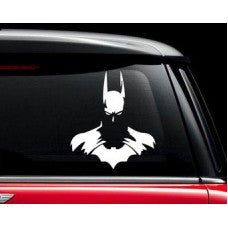 Batman Decal Sticker for Car Window, Laptop wall - MyMonkeySticker.com