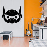 Baymax Costume Decal Sticker