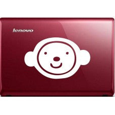 Bear Automobile Decal Car Window Decal Tablet PC Computer Automobile Window Wall Laptop Notebook Ipad cell phone - MyMonkeySticker.com