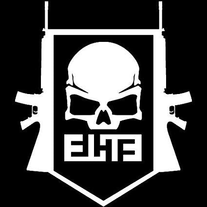 Call Of Duty Elite Vinyl Car/Laptop/Window/Wall Decal - MyMonkeySticker.com