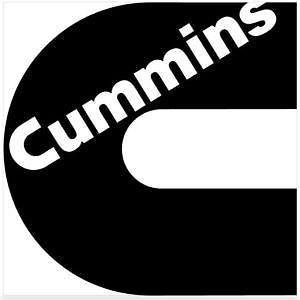 Cummins Diesel  Vinyl Car Laptop Window Wall Decal - MyMonkeySticker.com