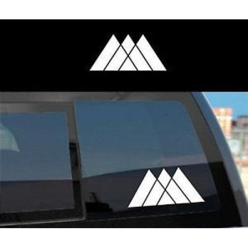 Destiny Warlock Decal Sticker for Car Window Laptop - MyMonkeySticker.com