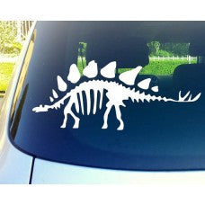 Dinosaur Skeleton Automobile Tablet Decal Tablet PC Sticker Wall Laptop mobile truck Notebook macbook Iphone Ipad Car Window Decal - MyMonkeySticker.com