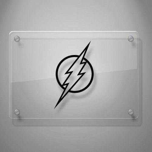 Flash Vinyl Decal Sticker Vinyl Decal Sticker car wall - MyMonkeySticker.com