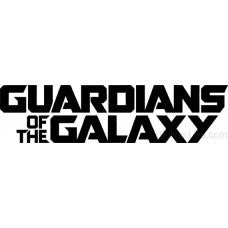 Guardians of the Galaxy console LOGO VINYL DECAL StickerCar Movie Marvel laptop car wall - MyMonkeySticker.com