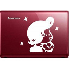 Handsome Man Automobile Decal Car Window Decal Tablet PC Computer Automobile Window Wall Laptop Notebook Ipad cell phone - MyMonkeySticker.com